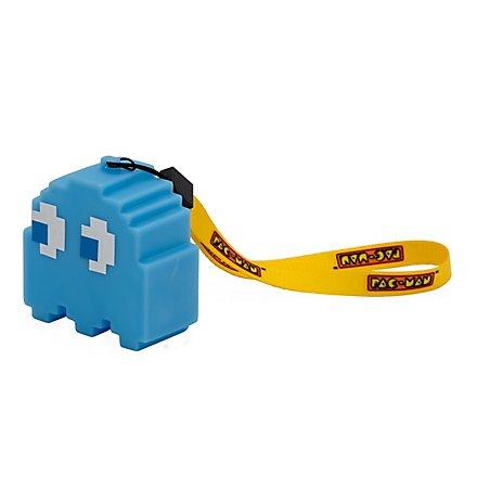 Pac-Man - Inky LED-Lampe 6 cm mit Handschlaufe
