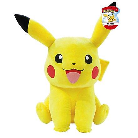 Pokémon - Plüschfigur Sitzendes Pikachu 45 cm
