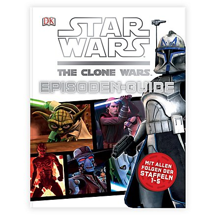 Star Wars: The Clone Wars - Episoden-Guide Buch