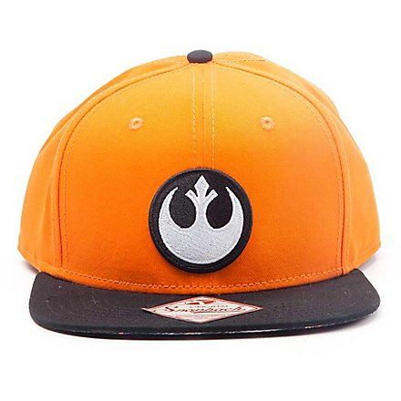 Star Wars - The Resistance Logo Snapback Cap