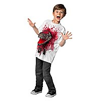 3D Attacks! Kindershirt T-Rex