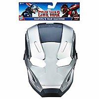 Avengers - War Machine Maske für Kinder