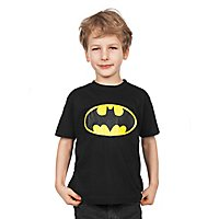 Batman - Kinder T-Shirt Distressed Logo