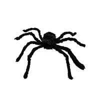 Behaarte Spinne Halloween Deko
