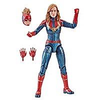 Captain Marvel - Actionfigur Marvel Legends Captain Marvel