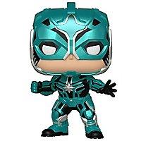 Captain Marvel - Star Commander Funko POP! Wackelkopf Figur