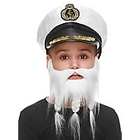 Captain Vollbart für Kinder