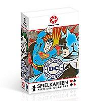 DC - Spielkarten Comic
