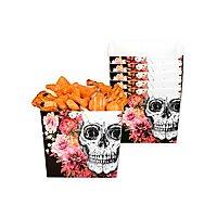 Dia de los Muertos Snackbox 6 Stück