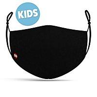 Fabric mask for children black