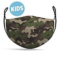 Fabric mask for children Camouflage