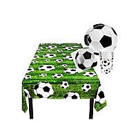 Fußball Party Tischdeko Set