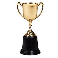 Goldener Siegerpokal