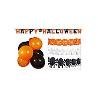 Halloween Party Dekoset