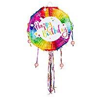 Happy Birthday Zieh-Piñata