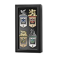Harry Potter - Hogwarts Lesezeichen-Set mit Display-Box