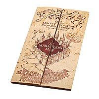 Harry Potter - Karte des Rumtreibers