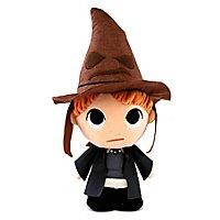 Harry Potter - Plüschfigur Ron Weasley mit sprechendem Hut SuperCute