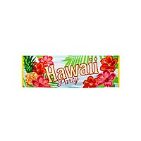 Hawaii Party Banner