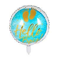 Hello Boy! Folienballon