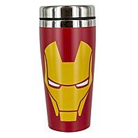 Iron Man - Thermobecher Helm