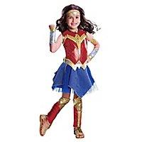 Justice League Wonder Woman Deluxe Kinderkostüm