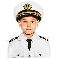 Kapitänsmütze für Kinder