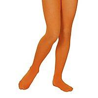 Kinderstrumpfhose orange