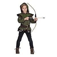 Kleiner Robin Hood Kinderkostüm