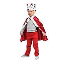 König Kostümset für Kinder