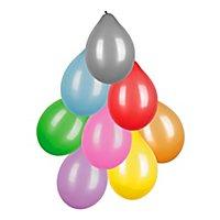 Luftballons metallic 8 Stück