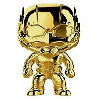 Marvel - Ant-Man (Gold Chrome) Funko POP! Bobble-Head Figur