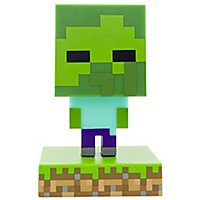 "Minecraft - Minecraft 3D Motiv Lampe ""Zombie"""