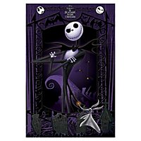 Nightmare Before Christmas - Poster It's Jack