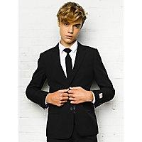 OppoSuits Teen Black Knight Anzug für Jugendliche