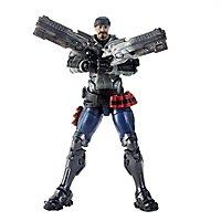 Overwatch - Ultimates Series Blackwatch Reyes Actionfigur