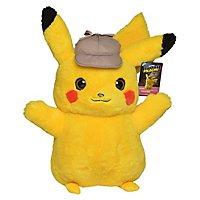 Pokémon - Meisterdetektiv Pikachu Plüschfigur Real Scale 41cm
