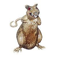 Rattus Ratten-Figur aus Latex