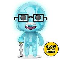 Rick and Morty - Dr. Xenon Bloom (nachtleuchtend) Funko POP! Figur