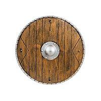 Ritterschild Holzoptik