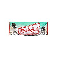 Rock'n'Roll Party Banner