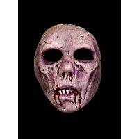 Seelenloser Zombie Halbmaske aus Latex