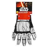 Star Wars 7 Captain Phasma Handschuhe für Kinder