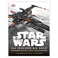 Star Wars 7 - Raumschiffe und Fahrzeuge Buch