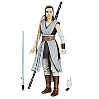 Star Wars 8 - Actionfigur Rey The Black Series
