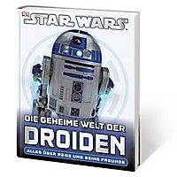 Star Wars - Die geheime Welt der Droiden Buch