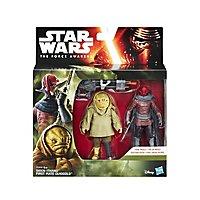 Star Wars - Figuren-Set Sidon Ithano & First Mate Quiggold