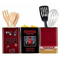 Stranger Things - Aufbewahrungsdosen 3er-Set Retro Logo