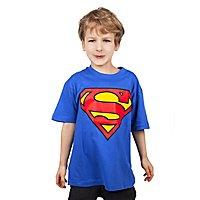 Superman - Kinder T-Shirt Logo