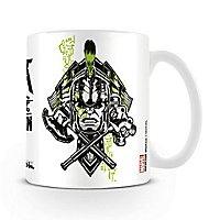 Thor Ragnarok - Tasse Hulk Champion of Sakaar